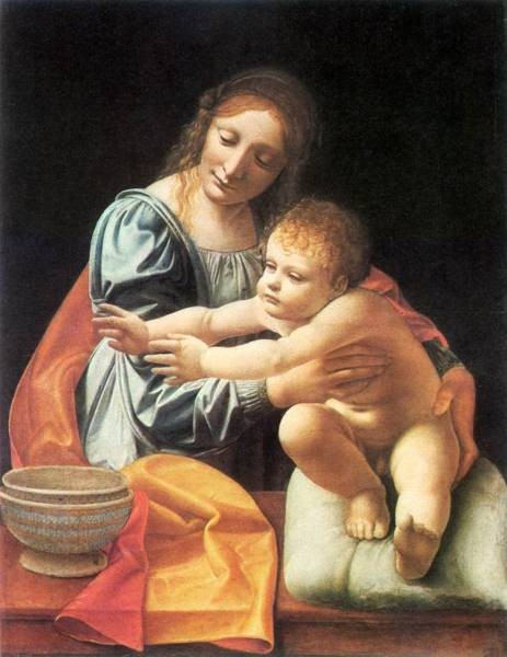 The Virgin and Child 1490s